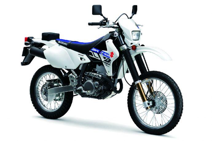 Suzuki DR-Z400S 2019