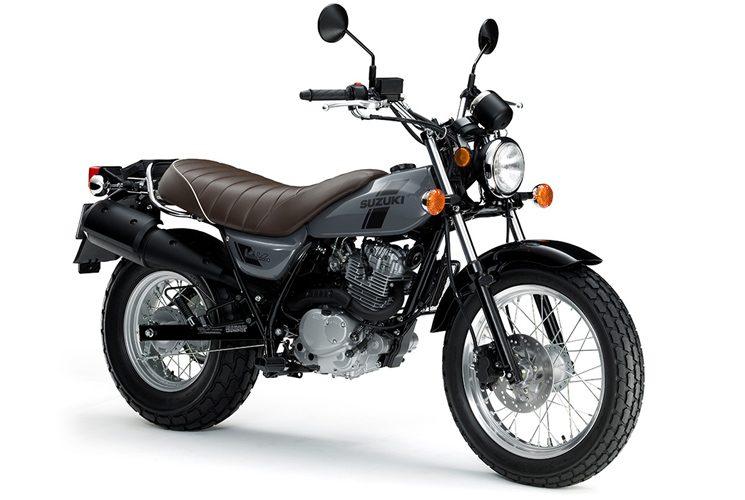 Suzuki VanVan 200 2019, la moto rétro qui vous accompagne partout!