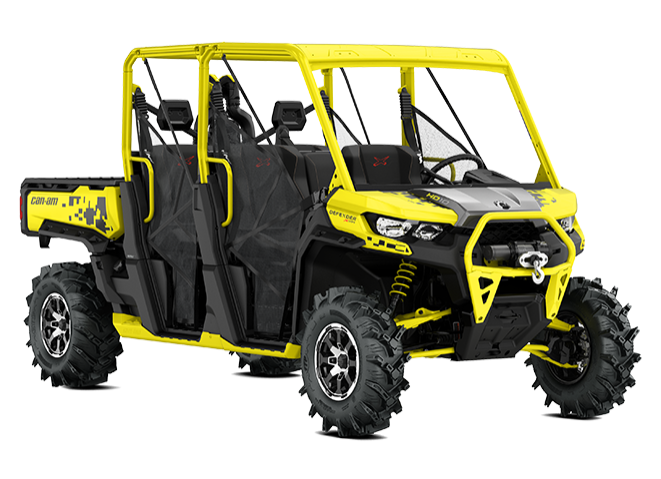 Can-Am Defender MAX X mr 2019