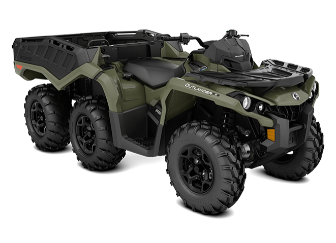 Can-Am Outlander Max 6×6 DPS 650 2019