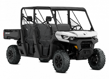 Can-Am Defender MAX DPS 2020