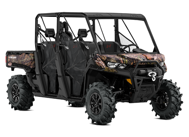 Can-Am Defender MAX X mr 2020