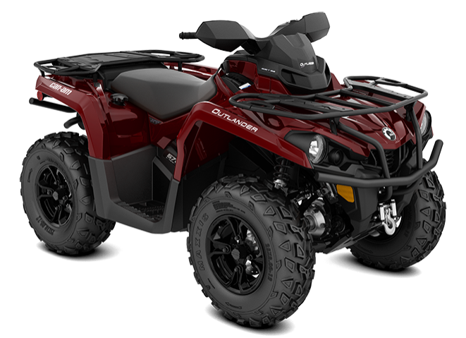 Can-Am Outlander XT 2019