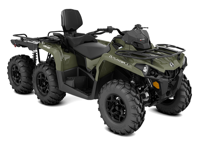 Can-Am Outlander MAX 6×6 DPS 450 2019