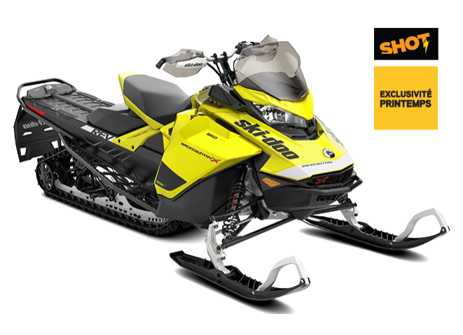 Ski-Doo Backcountry X 2020