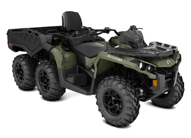 Can-Am Outlander Max 6x6 DPS 650 2020