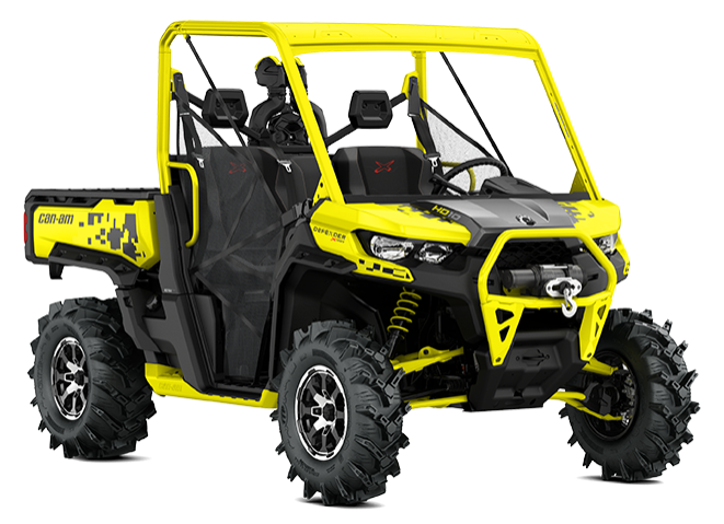 Can-Am Defender X mr 2019