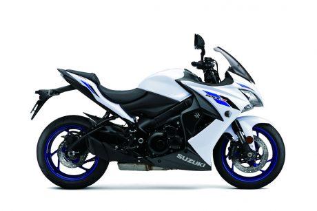 Suzuki GSX-S1000FZA 2020