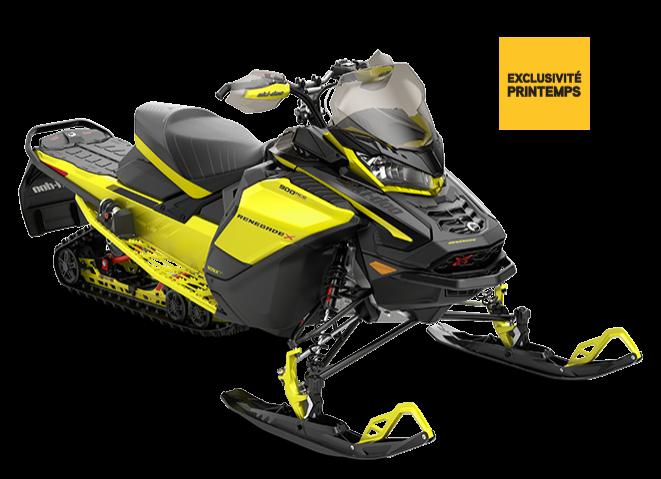 Ski-Doo Renegade X 2021