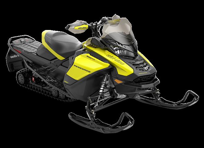 Ski-Doo Renegade Adrenaline 2021
