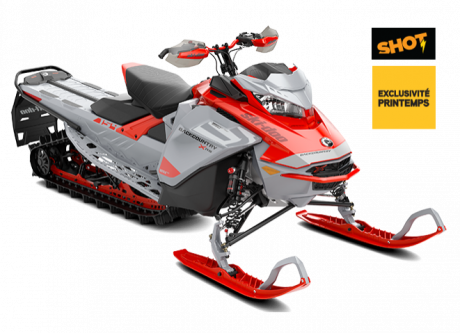 Ski-Doo Backcountry X-RS 2021