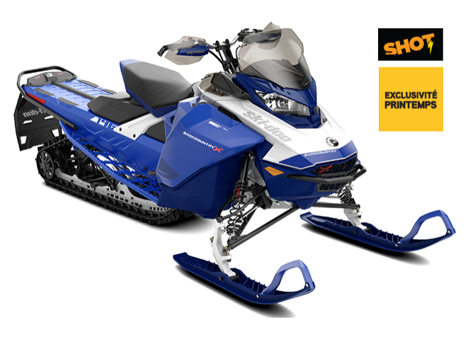 Ski-Doo Backcountry X 2021