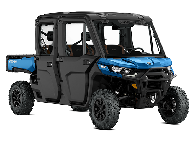 Can-Am DEFENDER MAX LIMITED 2021