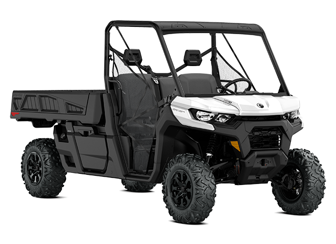 Can-Am DEFENDER PRO DPS 2021