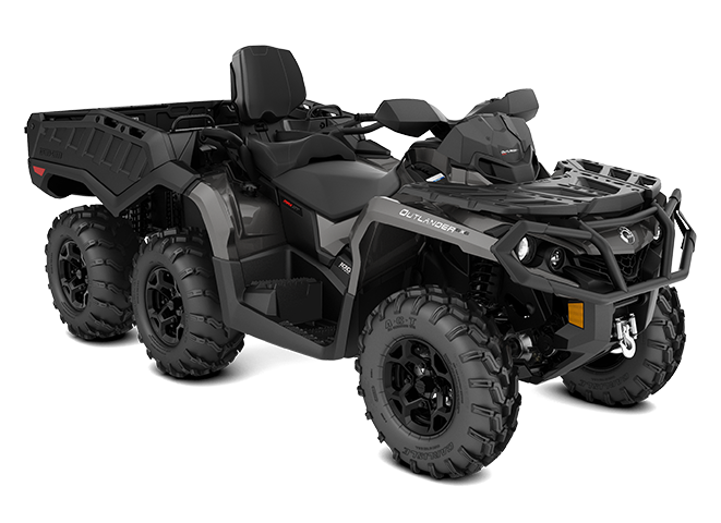 Can-Am OUTLANDER MAX 6X6 XT 1000 2021