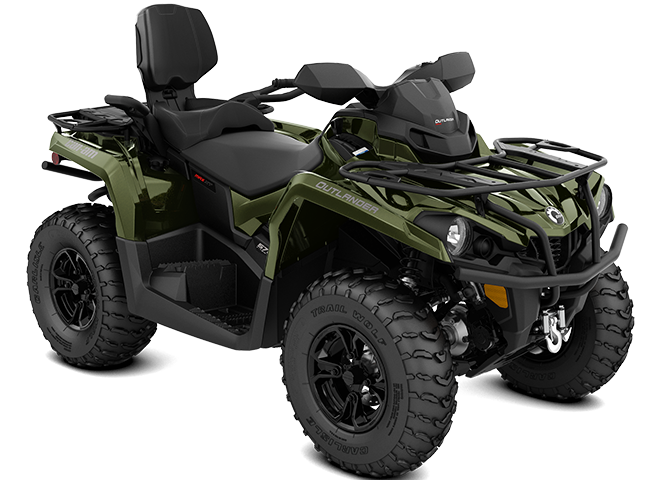 Can-Am OUTLANDER MAX XT 570 2021