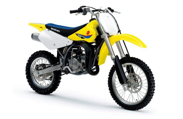 Suzuki RM85 2021