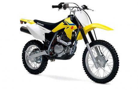 Suzuki DR-Z125 2021
