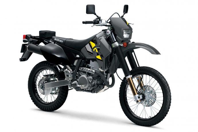 DR-Z400S 2021
